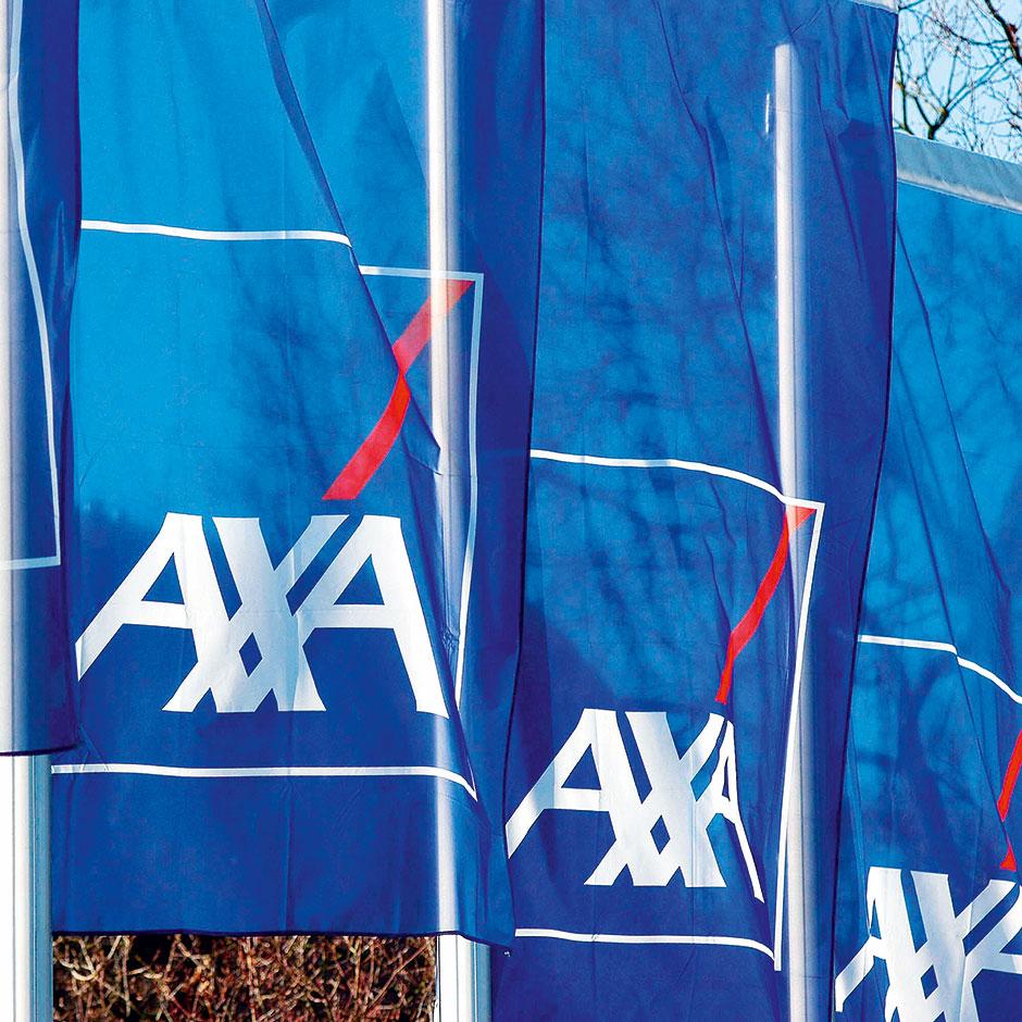 AXA - Bandiere (2) Imc