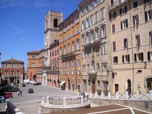 Ancona - Piazza del Papa Imc