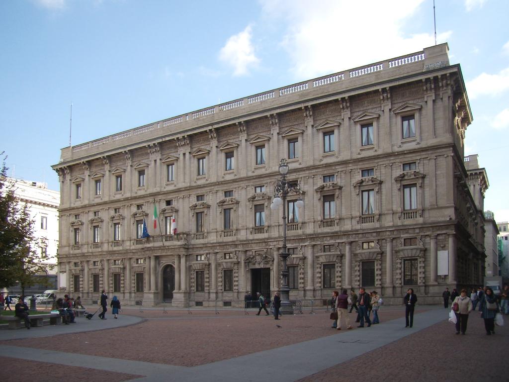 Milano - Palazzo Marino Imc