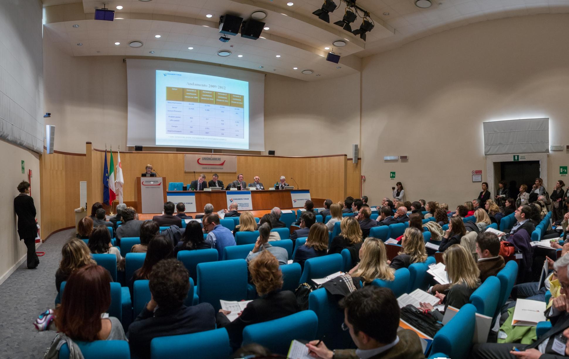 Consumers Forum - IV Rapporto Conciliazioni Imc