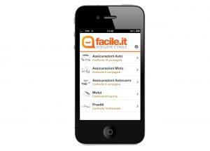 Facile.it App Imc