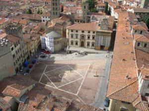 Arezzo - Piazza Grande Imc