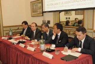 Conferenza Gli Italiani e le assicurazioni auto Imc