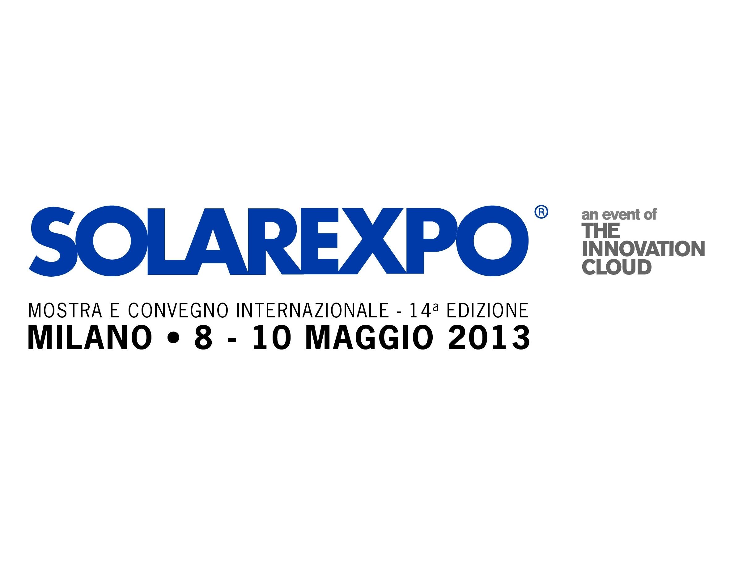 Solarexpo 2013