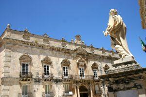 Siracusa - Palazzo Beneventano del Bosco (Foto Giovanni Dall'Orto) Imc
