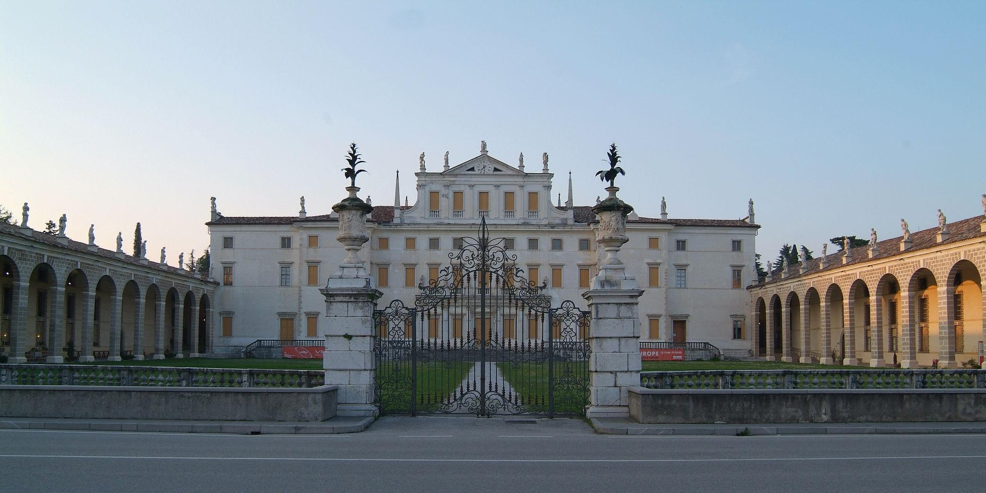 Villa Manin Imc