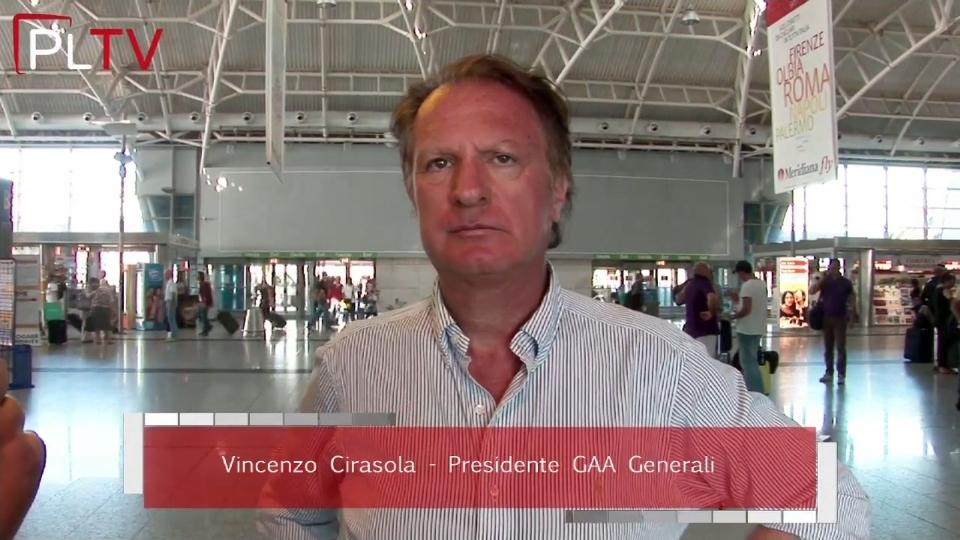 Vincenzo Cirasola - Intervista PLTV Imc