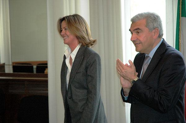 Beatrice Lorenzin e Renato Balduzzi Imc