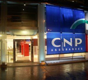 CNP Assurances - Esterno Sede Parigi Imc