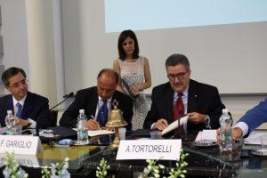 Convegno UEA Matera - Firma protocollo Imc