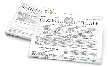 Gazzetta Ufficiale Imc