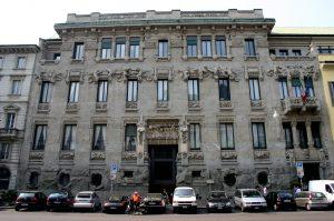 Palazzo Castiglioni (Foto di Giovanni Dall'Orto) Imc