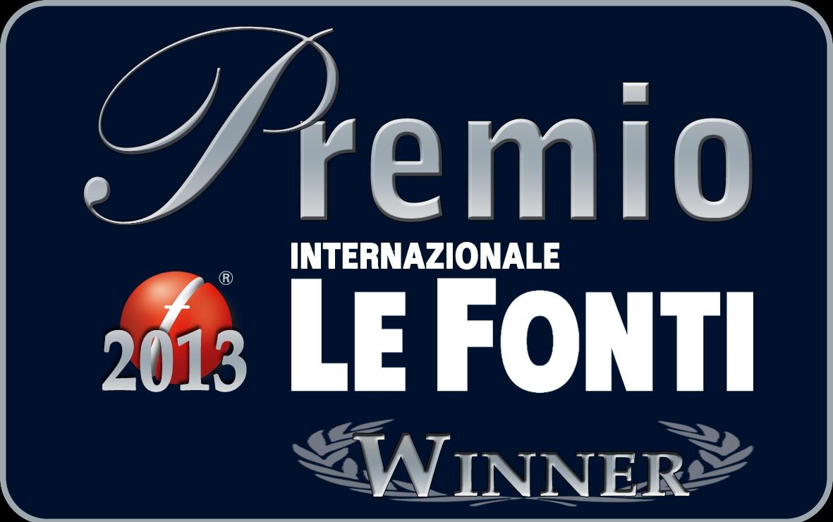 Premio Le Fonti 2013