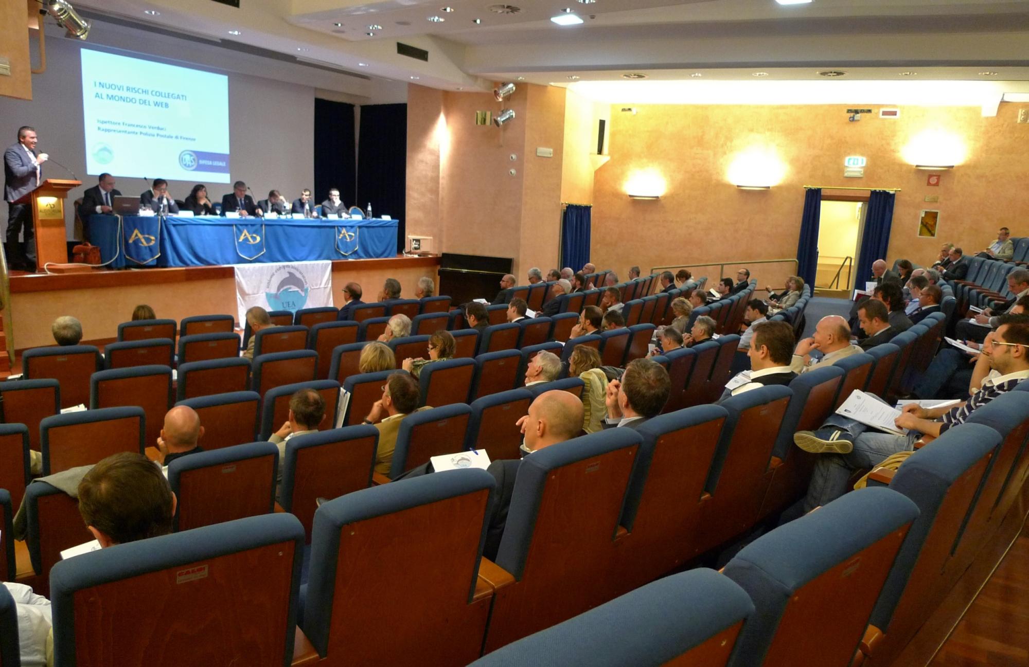 Convegno UEA DAS Firenze - Ottobre 2013 (2) Imc