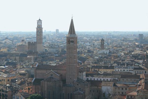 Verona - Panorama Imc