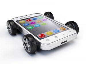 Rc Auto - Smartphone - Mobile Imc