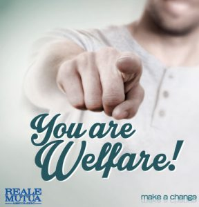 You are welfare! - Reale Mutua e Make a Change Imc