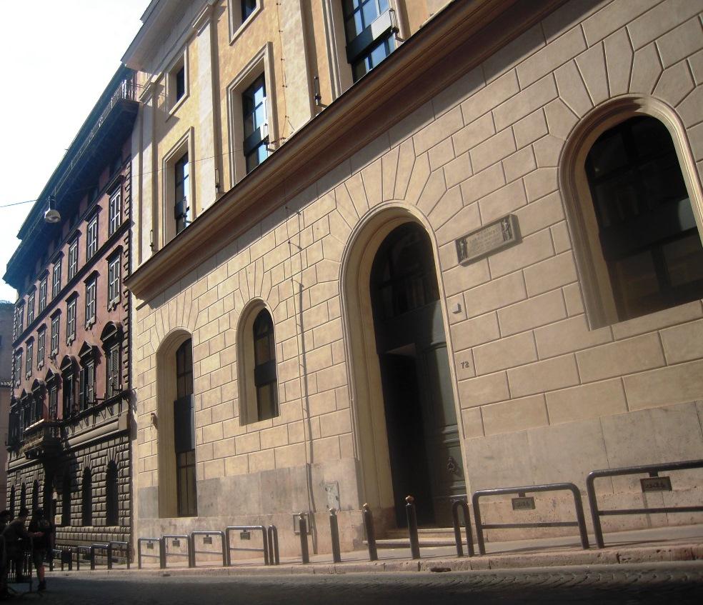 ANIA - Nuova sede Roma Imc