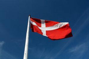 Danimarca - Bandiera Imc