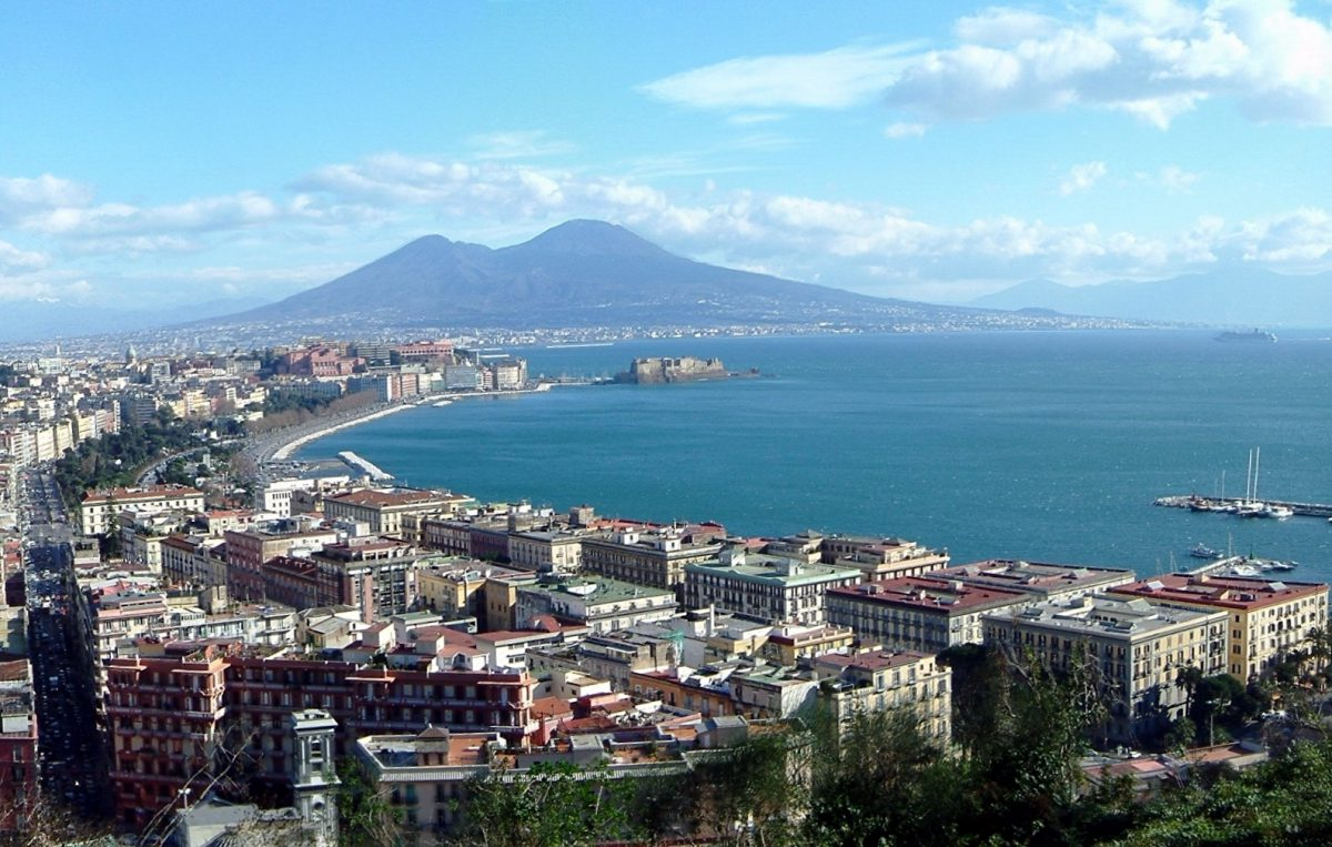 Napoli - Panorama Imc