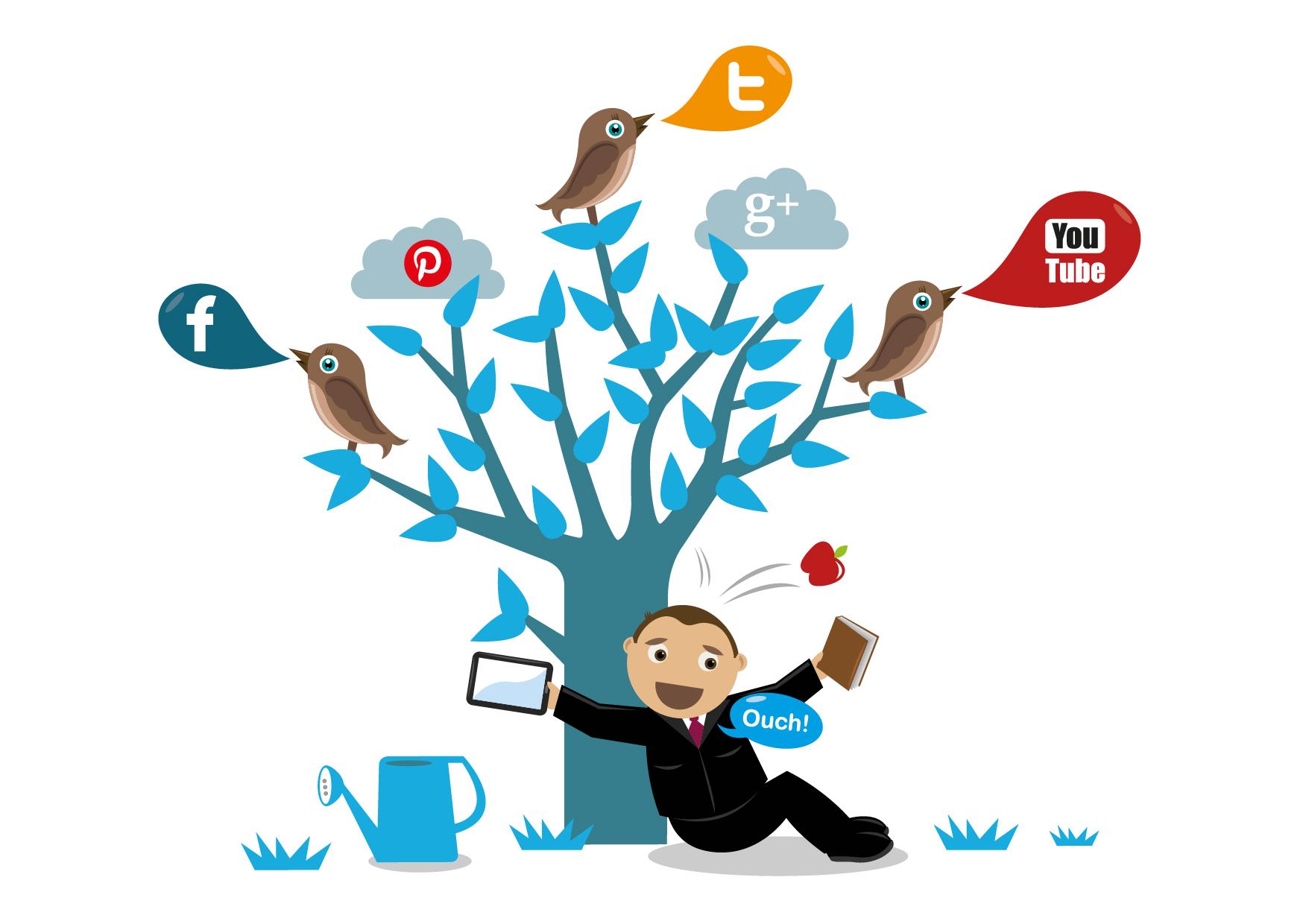 Social Media (7) - Agente Imc
