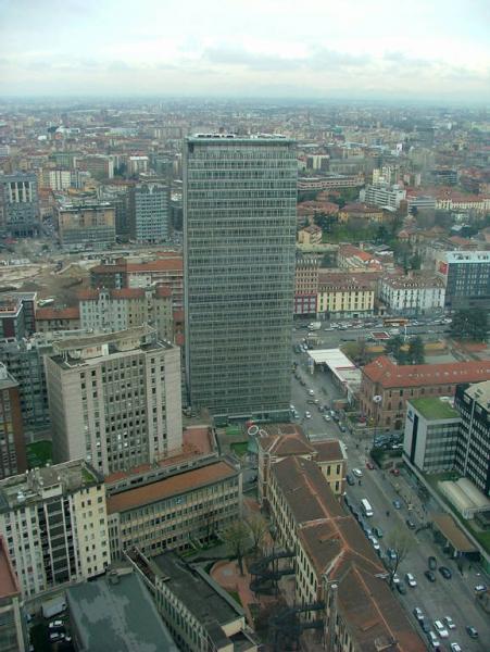 Milano - Torre Galfa Imc