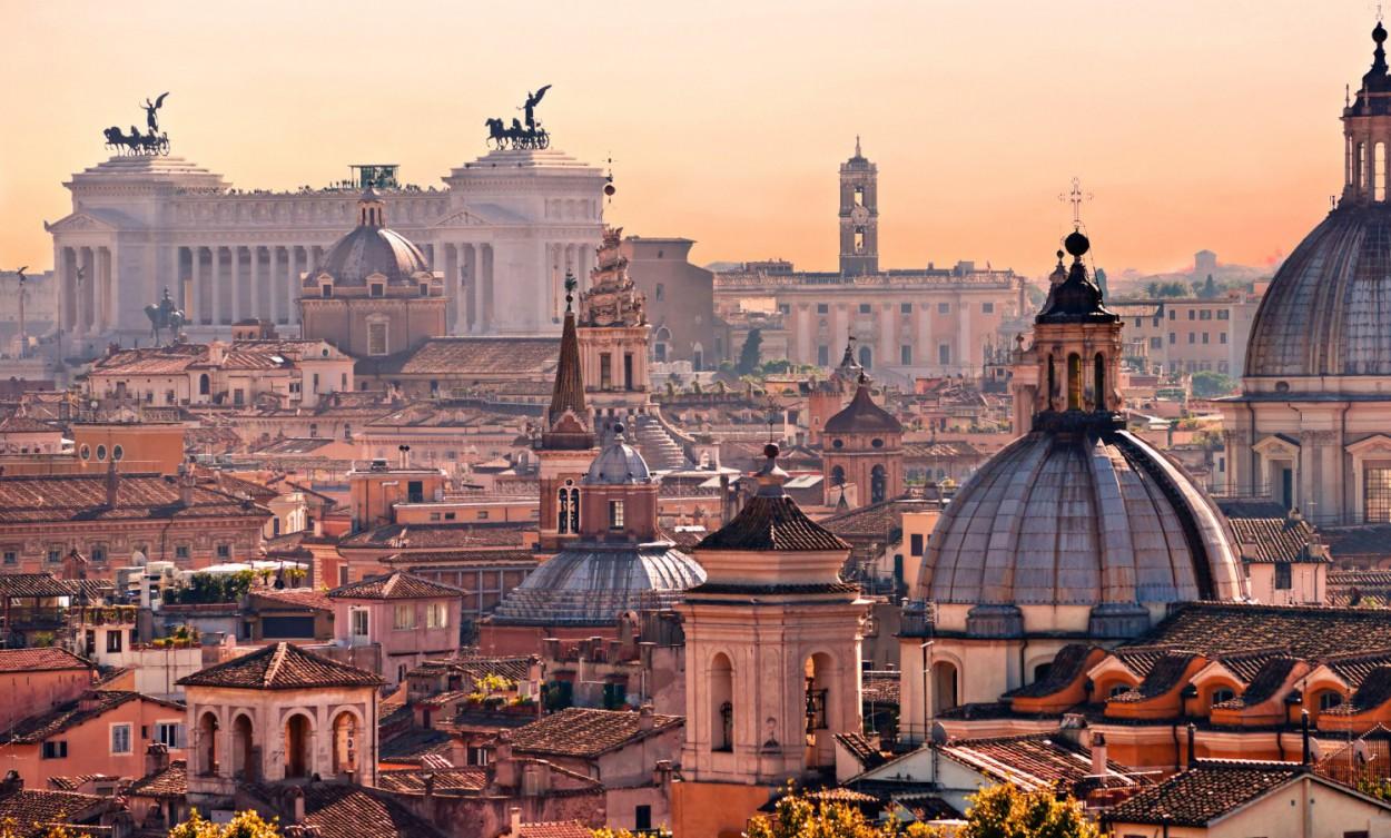 Roma - Panorama Imc