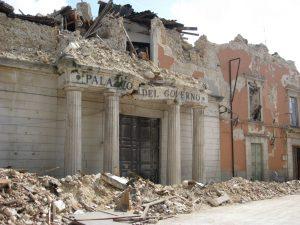 Terremoto L'Aquila Imc