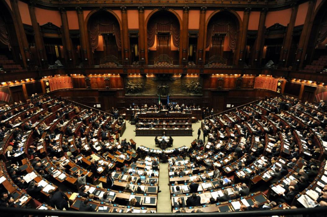Camera Deputati - Aula (Foto Umberto Battaglia) Imc