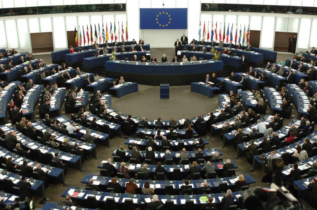 Parlamento Europeo - Aula Bruxelles Imc