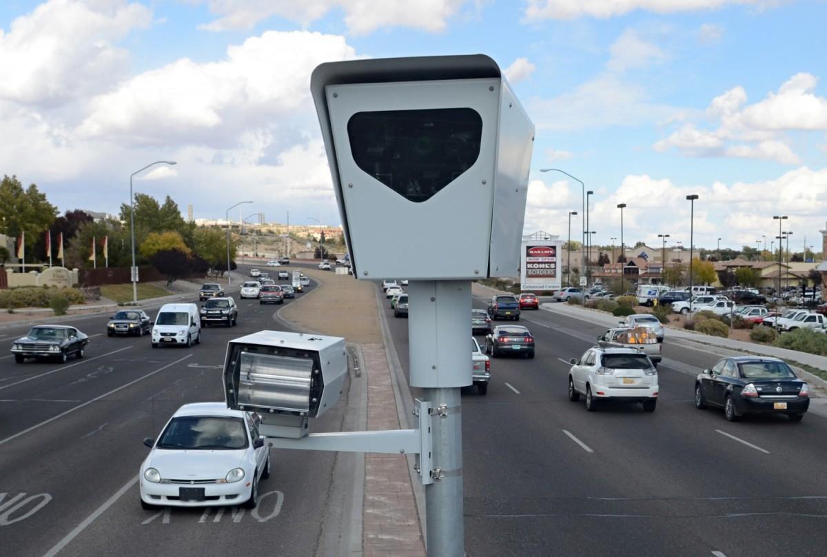 Telecamere - Controllo traffico - Lettore targhe Imc