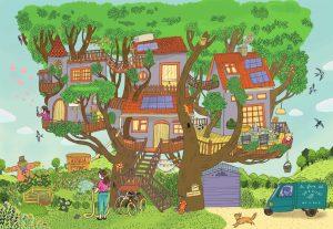 Alleanza Assicurazioni - La mia casa sull'albero Imc