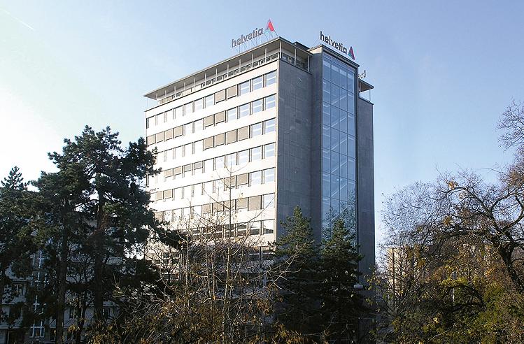 Helvetia Svizzera - Sede di Basilea Imc