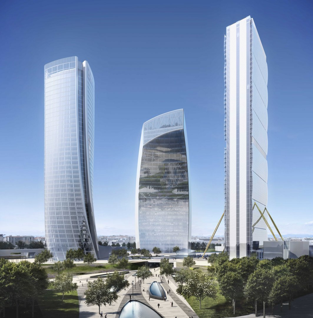 Citylife: «Partiti i lavori della torre sede di Generali ...