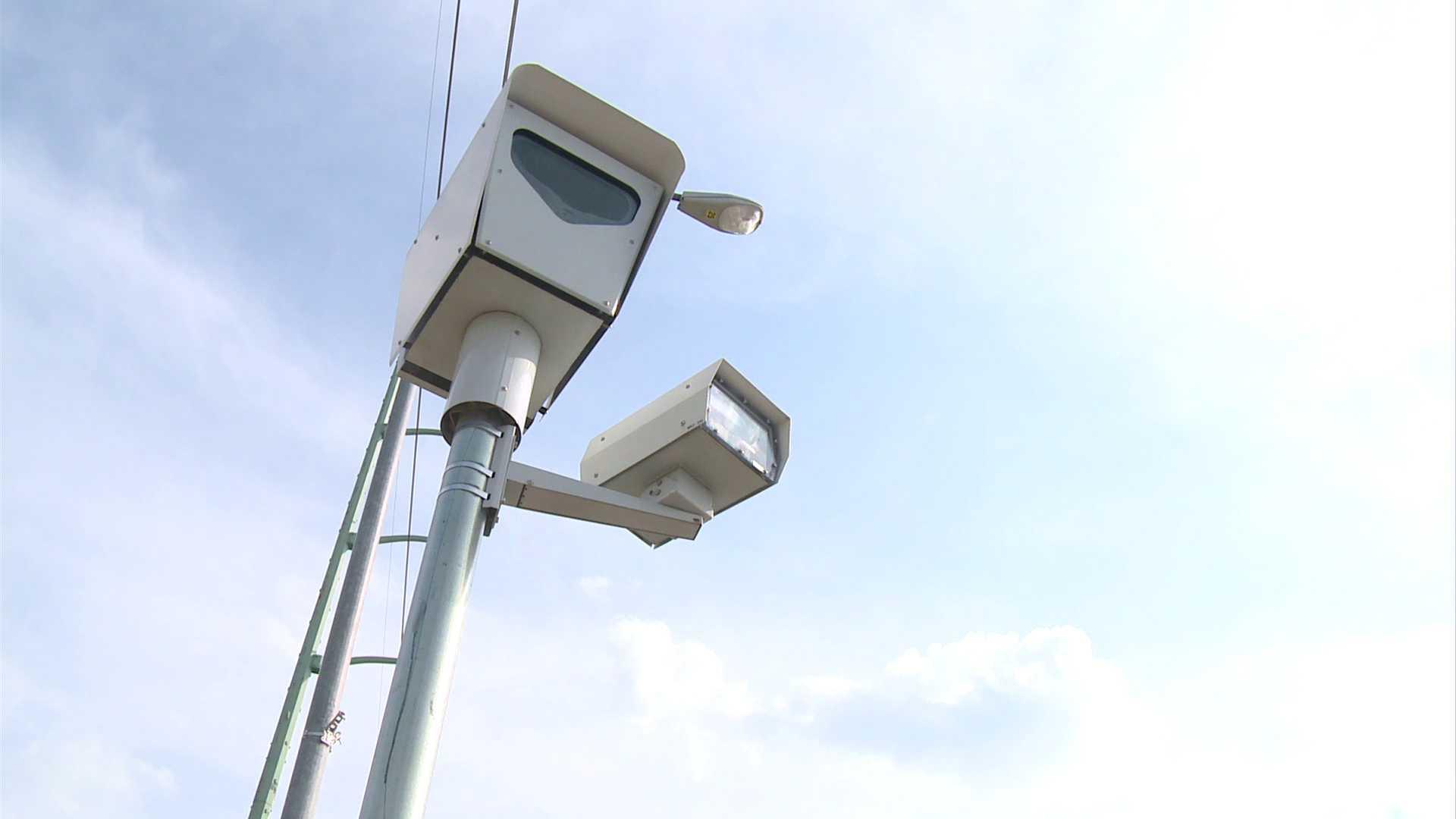 Traffico - Telecamera controllo Imc