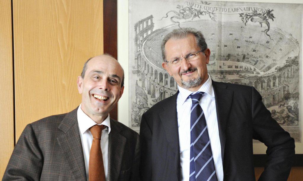 Mauro Galbusera e Carlo Luciano Tonet Imc