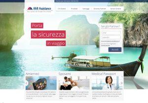 Amiassistance.it - Homepage sito web Imc