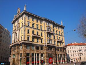Genertel - Sede di Trieste - Palazzo Arrigoni Imc