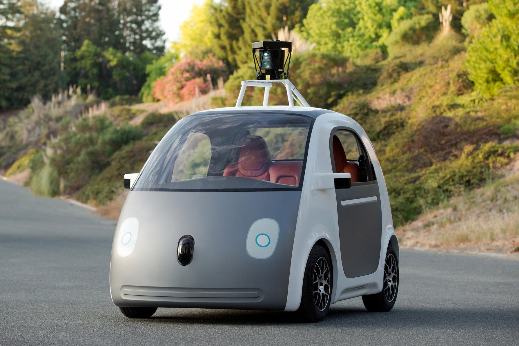Auto - Google Driverless Car Imc