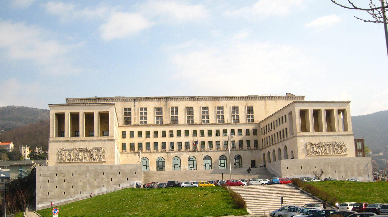 Università degli Studi di Trieste Imc