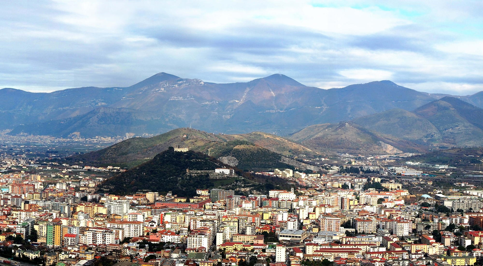 Nocera Inferiore - Panorama (2) (Foto di Gianluca Santangelo) Imc