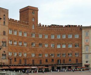 Siena - Palazzo Sansedoni - Sede Fondazione MPS Imc