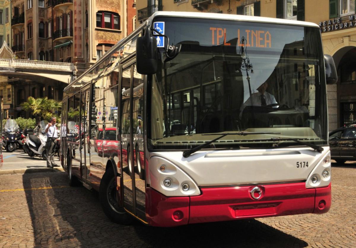 Trasporto pubblico locale - Autobus Imc