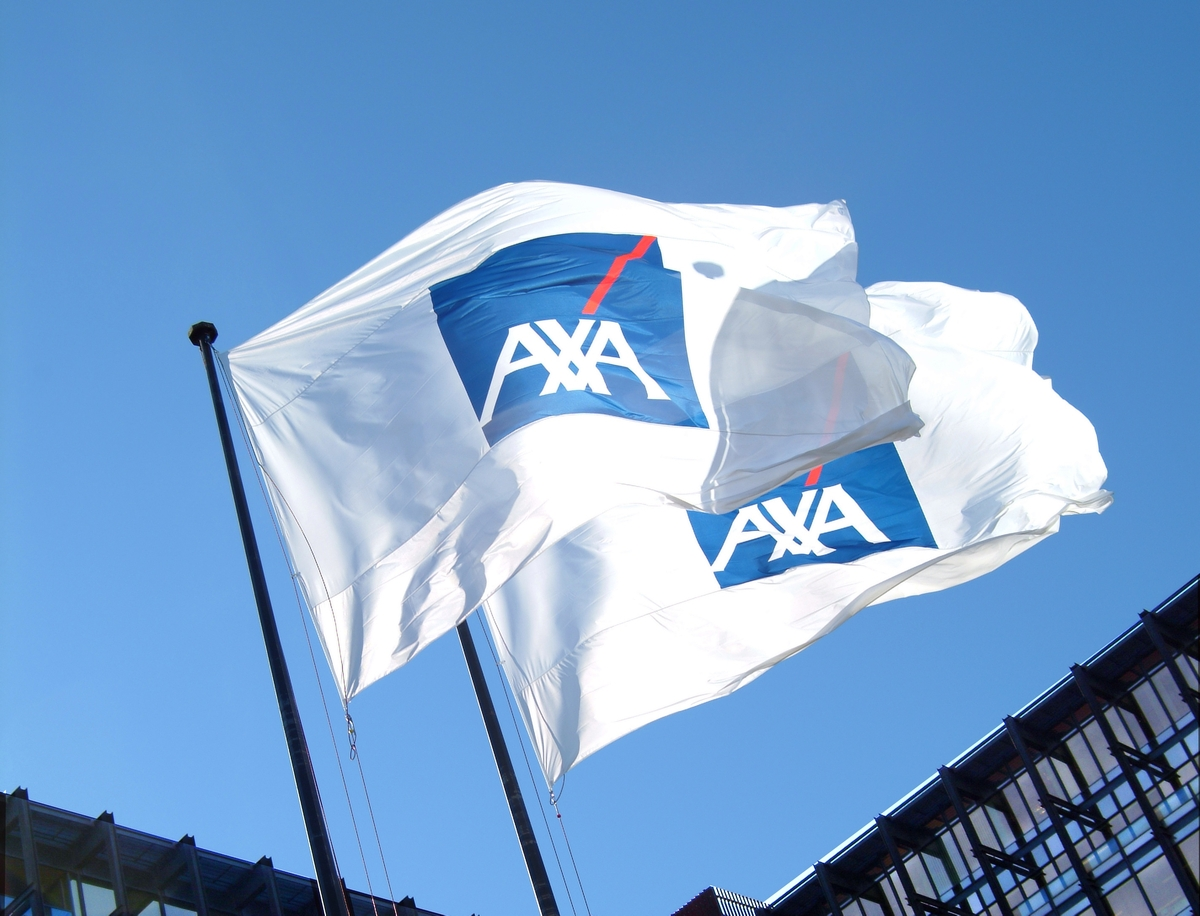 AXA - Bandiere (4) Imc