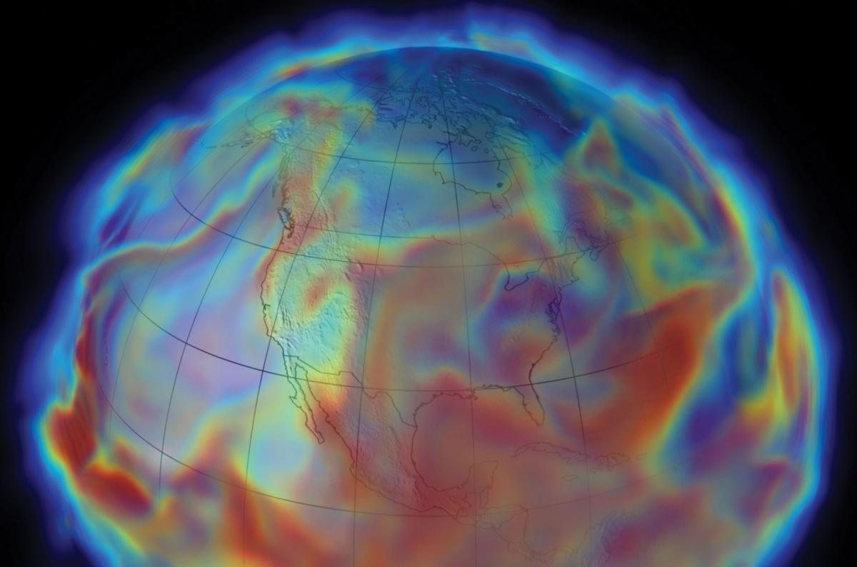 Cambiamento climatico - Modellazione Imc