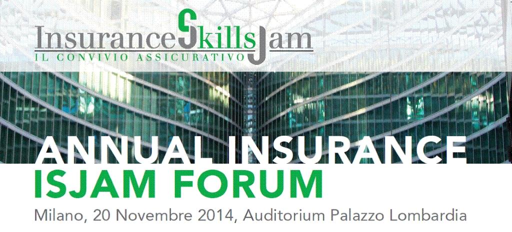 Isjam Insurance Forum 2014 Imc