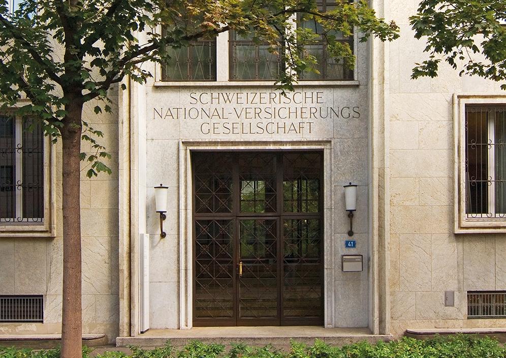 Nationale Suisse - Sede di Basilea Imc