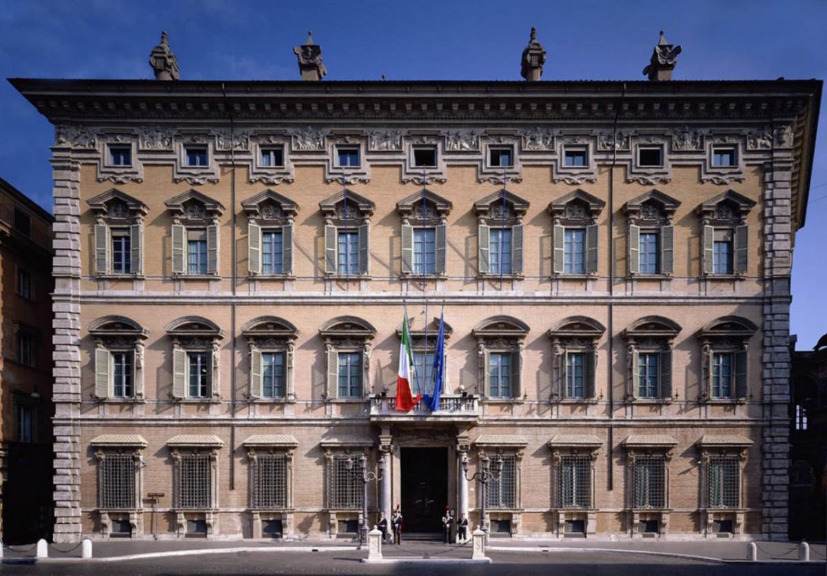Senato della Repubblica - Palazzo Madama Imc