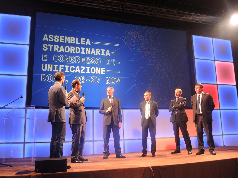 Congresso unificazione gruppi agenti AXA Imc