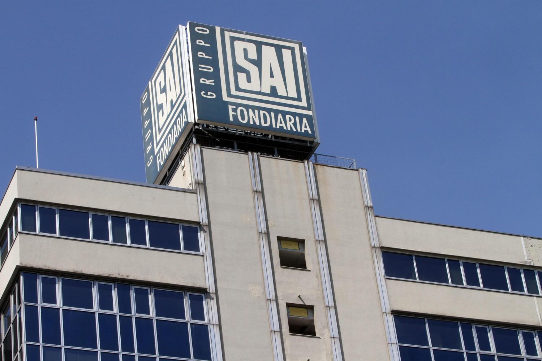 Fondiaria Sai - Sede Milano (Foto ANSA-Matteo Bazzi) Imc